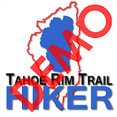 Tahoe Rim Trail Hiker DEMO