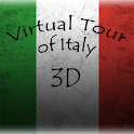 Virtual Tour of Italy 3D logo
