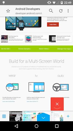Sleipnir Mobile - Web Browser 3.5.10 Update 1 Windows u7528 1