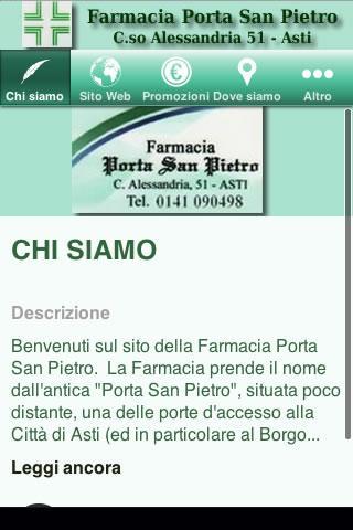 Farmacia Porta San Pietro