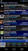 Screenshot of PSN Buddies - Playstation PS4