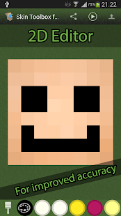 Skin Toolkit for Minecraft - screenshot thumbnail