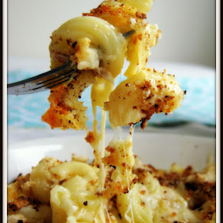Slow- Baked Mac and Cheese