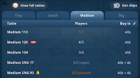 Appeak – The Free Poker Game Screenshot 14
