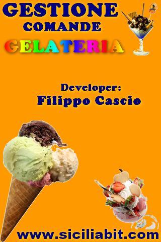 gestione comande gelateria