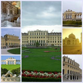 Schonbrunn Palace Puzzle