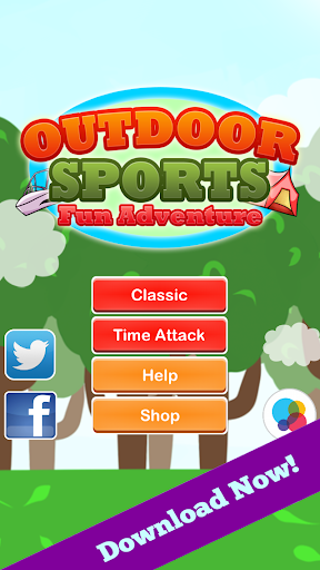 Outdoor Sports Fun Adventure