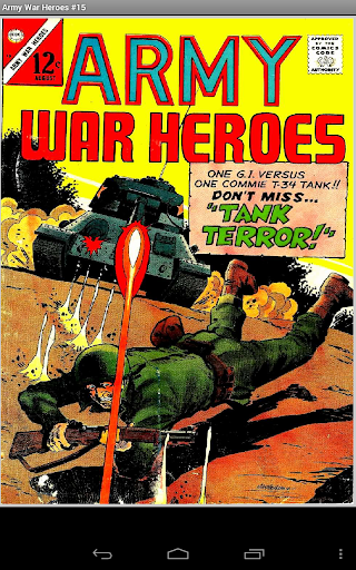 玩免費漫畫APP|下載Army War Heroes #15 app不用錢|硬是要APP