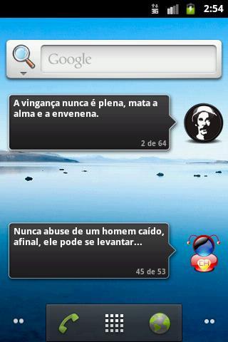 Frases do Seu Madruga (Chaves)- screenshot
