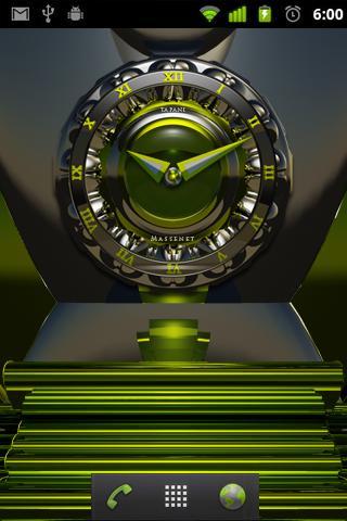 【免費個人化App】Massenet ALARM Clock Widget-APP點子