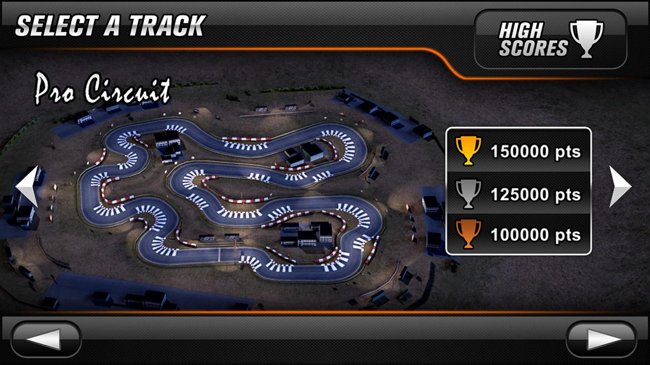 Drift Mania Championship - screenshot