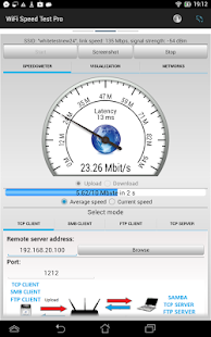 WiFi Speed Test Pro Screenshot