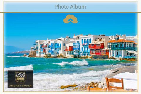 【免費旅遊App】Saint John Mykonos-APP點子