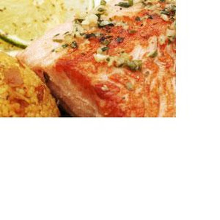 Cedar Planked Honey Lime Salmon