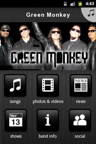 Green Monkey - screenshot