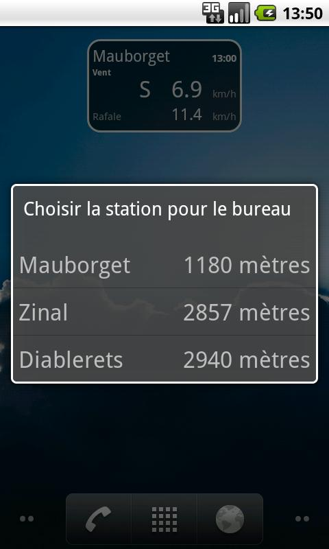 Wind Mobile- screenshot