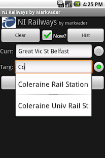 Northern Ireland Railways - screenshot thumbnail