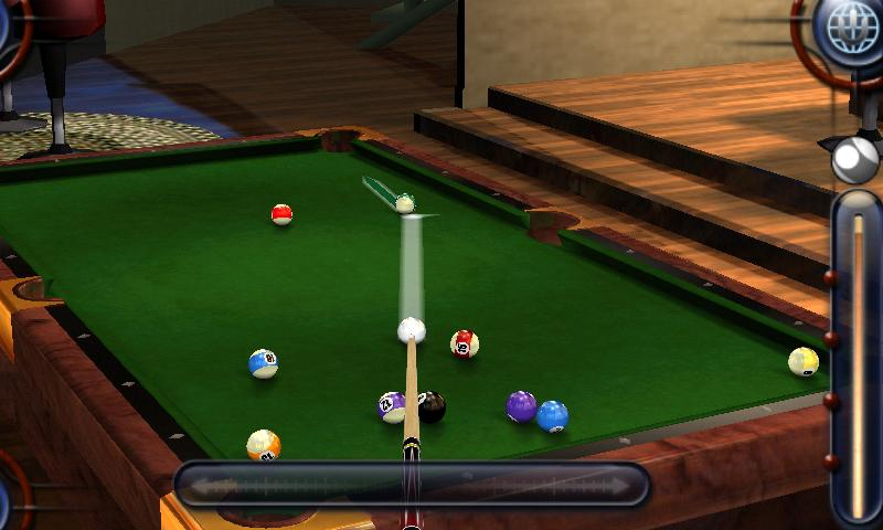 Pool Pro Online 3 Free - screenshot