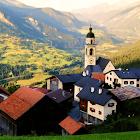 Switzerland Tourist Puzzle icon