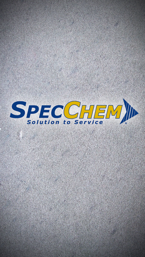 SpecChem- screenshot