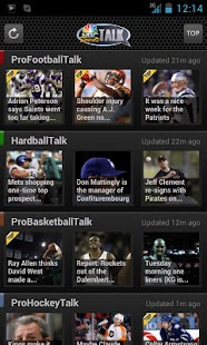 NBC Sports Talk - screenshot thumbnail