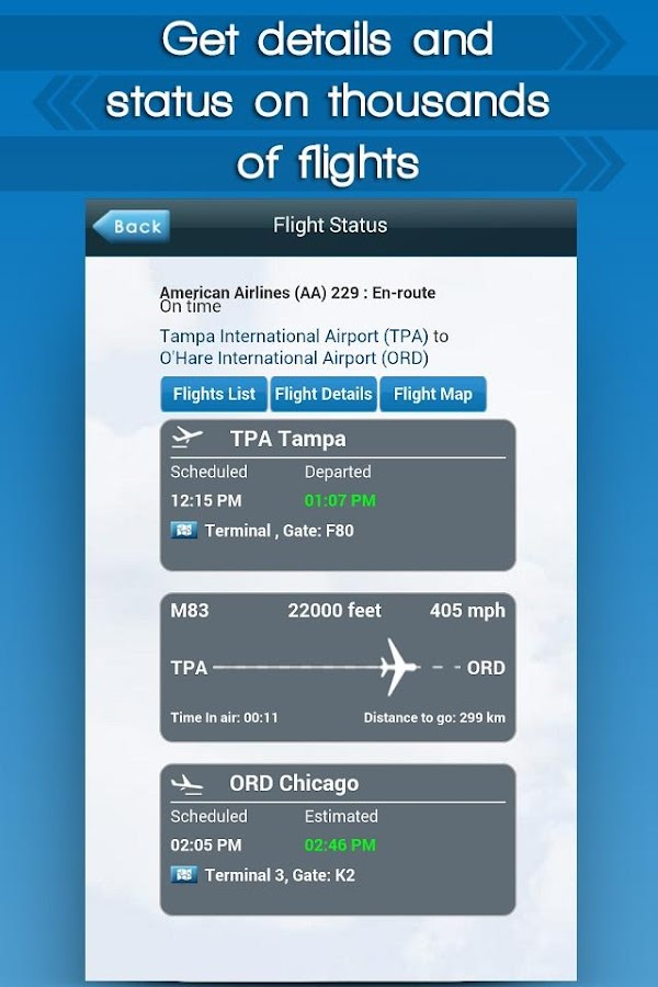 iFly Pro Airport Guide- screenshot