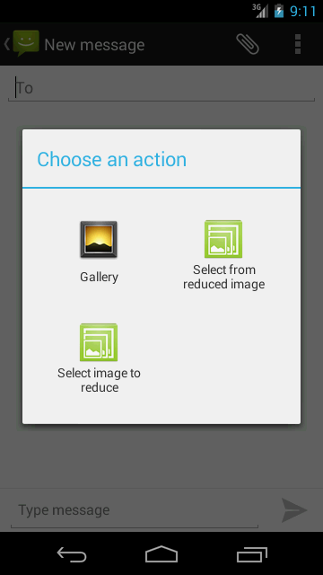 Image Reduce - screenshot