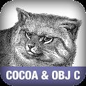 Cocoa & Objective-C logo