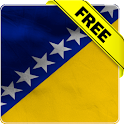 Bosnia-herzegovina flag Free icon