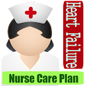 Heart Failure Nurse Care plan icon