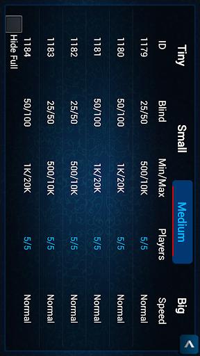 Texas Holdem Poker 4.7.0 screenshots 5