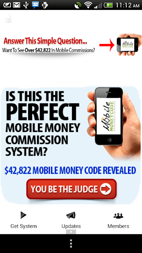 Mobile Money Code