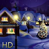 Christmas HD Live Wallpaper