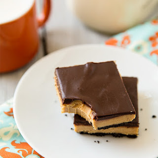 Peanut Butter Bars.
