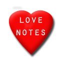 Love Notes Demo logo