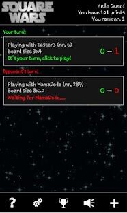 Square Wars - screenshot thumbnail