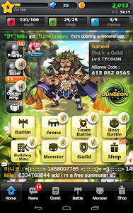 Monster Warlord v1.4.1