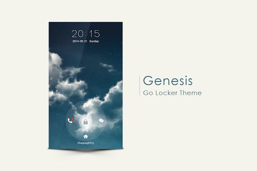 Genesis Go Locker Theme