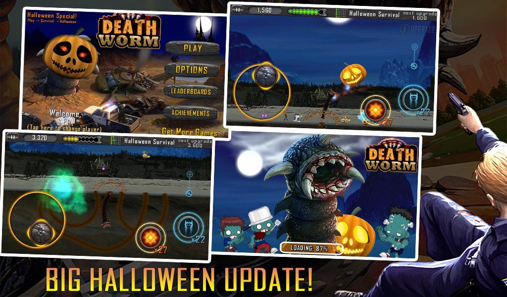 Death Worm screenshot #11