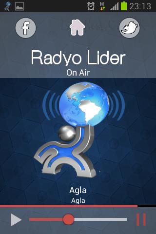 Radyo Lider RadyoLider Test