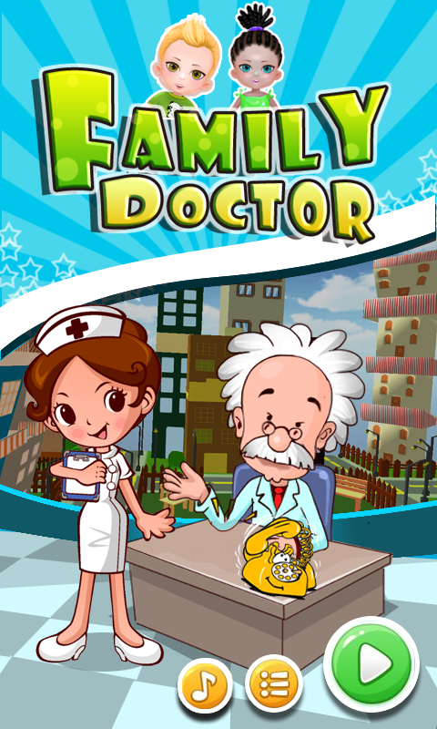 Family Treatment Doctor- screenshot