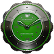Dragon Clock widget green icon