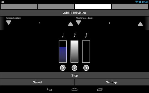 Metronomics Metronome- screenshot thumbnail