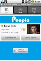 Screenshot of People