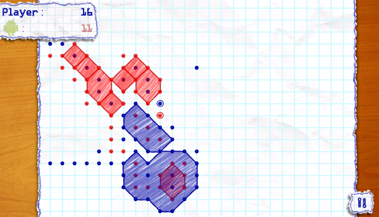 Dots Online- screenshot