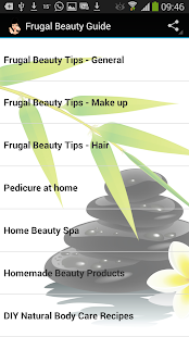 Frugal Beauty & Makeup Guide - screenshot thumbnail
