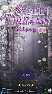 Mah Jong Game Sweet Dreams- screenshot thumbnail