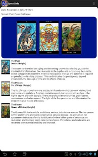 Rosetta Tarot- screenshot thumbnail