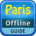 Paris Offline Travel Guide icon
