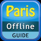 Paris Offline Travel Guide icon
